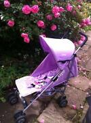 Pram Buggy Stroller Pushchair