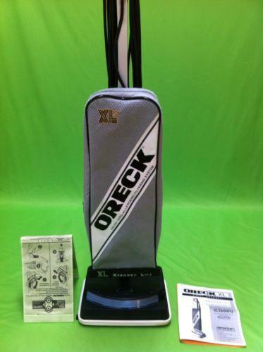 Oreck Xl2 Vacuum Cleaners Ebay