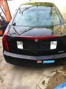 Cadillac cts Rear Panel