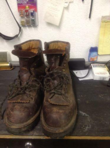 Hoffman Boots Ebay