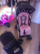 Juicy Couture Pushchair
