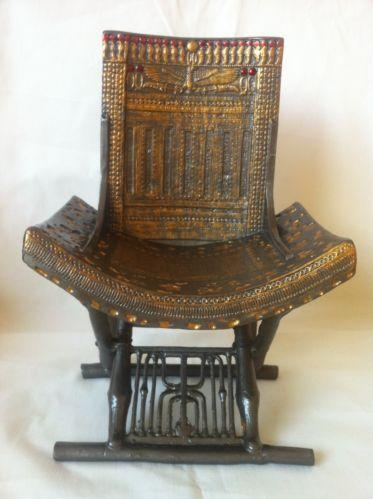 Egyptian Chair Ebay