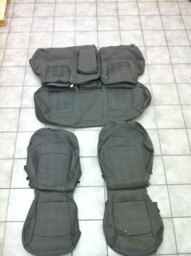 Kia Soul Seat Covers >> Kia Sportage Seat Covers   eBay