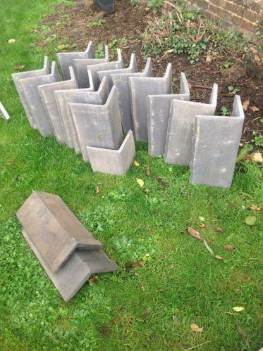 Ridge Tiles Roofing Ebay