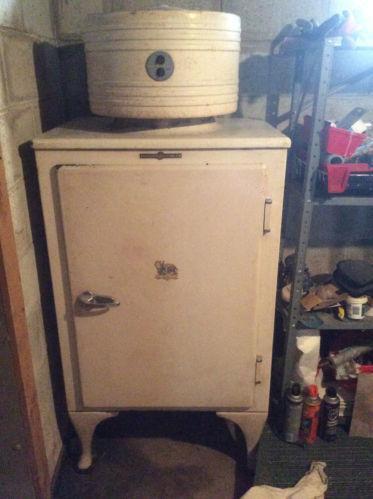 Antique Ge Refrigerator Ebay