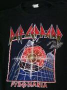 Def Leppard Concert Shirt