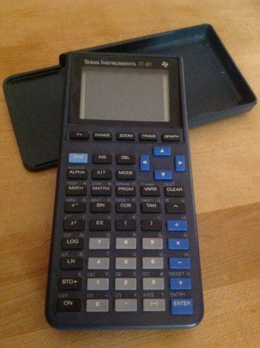 Ti 81 Calculators Ebay