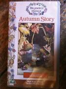Brambly Hedge VHS