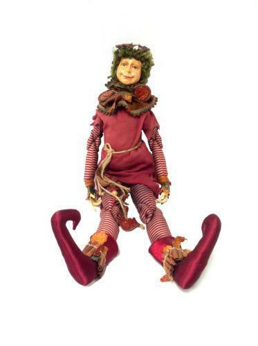 Christmas Fairy Doll Ebay