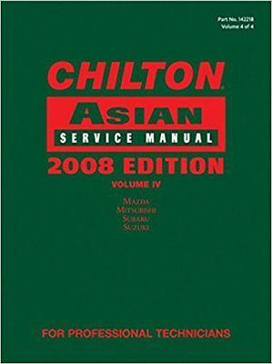 2006-2008 Mazda Mitsubishi Subaru Suzuki All Models Repair Service Manual 22183 for sale  Midland