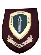 Regimental Plaques