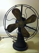 Brass Fan