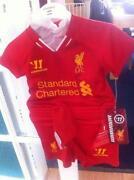 Liverpool New Kit 2013