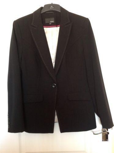 Long Jacket Trouser Suit Ebay