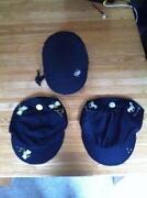 Black Riding Hat Silk