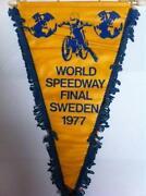 Speedway Pennant