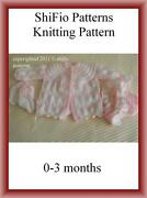 Baby Girl Knitting Patterns