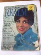 1960s Womens Magazines
