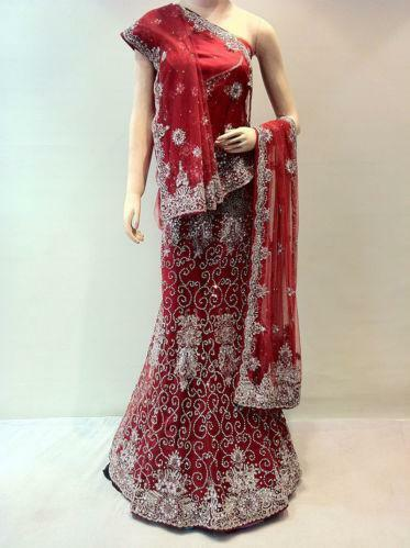 Indian Bridal Lehenga Clothes Shoes Amp Accessories Ebay