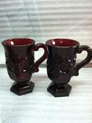 Avon Cape Cod Mugs