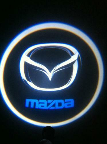 Mazda Led Logo Ebay