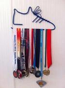 Running Medal Hanger