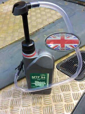 Car Parts - Fluid Transfer Pump - Fuel Water Oil gearboxes differentials 4x4 van camper boat