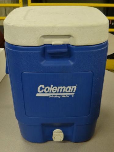 Coleman Cooler Ebay