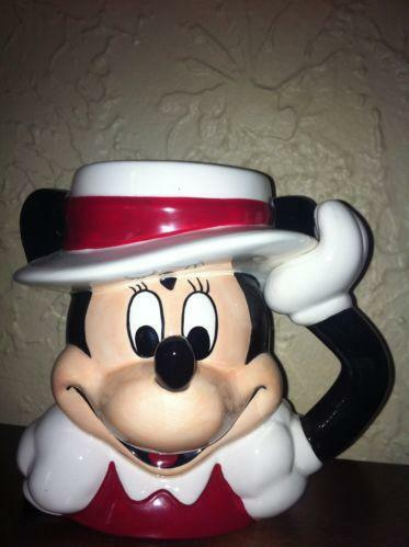 Minnie Mouse Ceramic Ebay