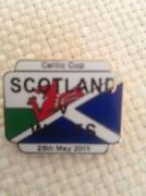 Scotland Football Badges