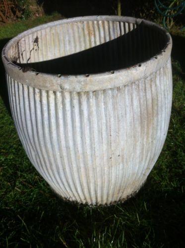 Vintage Galvanized Tub Ebay