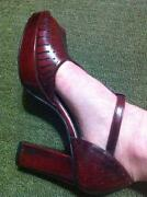 Vintage Platform Shoes