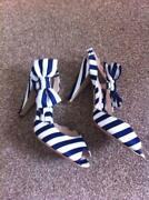 Peep Toe Shoes Size 5