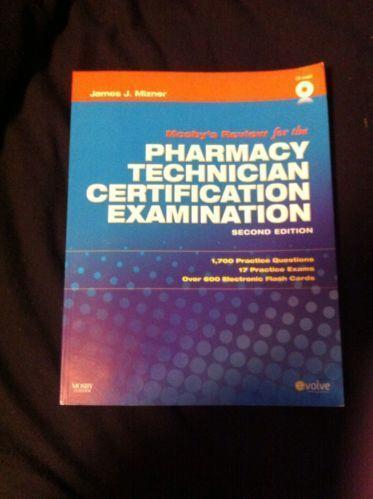 Amazon.com: the best pharmacy technician certification book