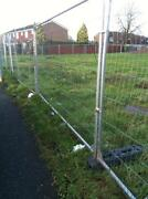 Heras Security Fencing