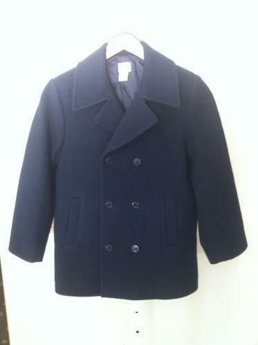 Kids Pea Coat | eBay