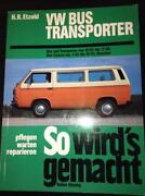 Reparaturanleitung VW Transporter