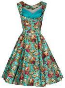 50'S Circle Dress