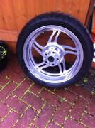 Triumph Rear Wheel