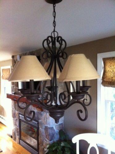 Restoration Hardware Lamp Shade Ebay
