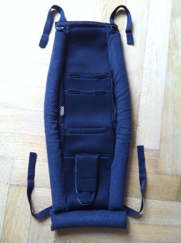 chariot babysitz fahrradanh nger ebay. Black Bedroom Furniture Sets. Home Design Ideas