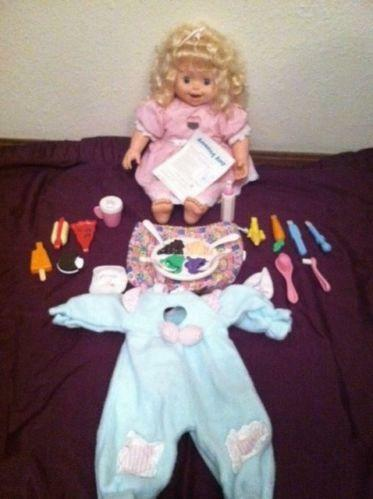 Amazing Amy Doll Ebay