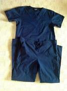 Navy Blue Scrubs