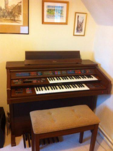 yamaha electric organ ebay