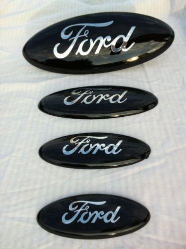 Ford Edge Emblem Ebay