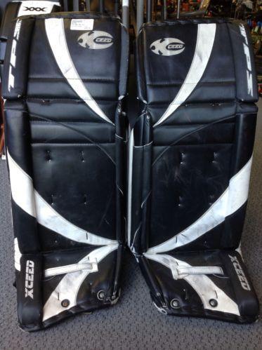 Warrior Hockey Gloves TPS Goalie Pads   eBay