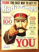 Radio Times Issues