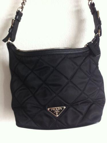 prada tessuto handle bag