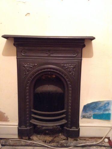 Edwardian Fireplace Ebay