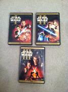 Star Wars Trilogy: Episodes I-iii